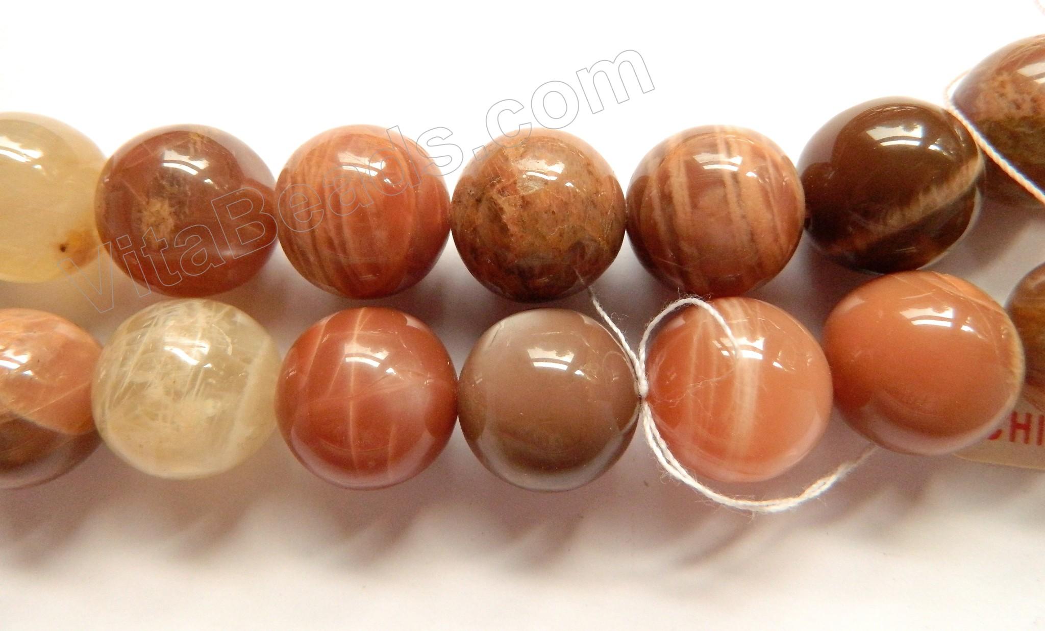 red moonstone beads - photo #34